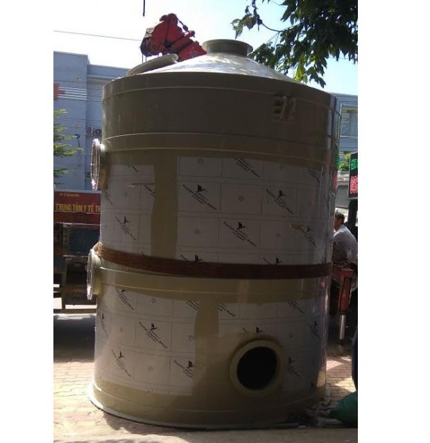 Bồn chứa hóa chất nước thải bằng Nhựa PP/PVC